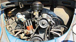 Ein typischer Motor